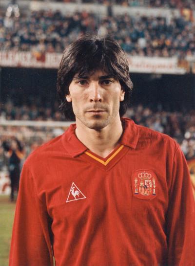 Pin en Real Madrid 1986
