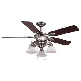 Harbor breeze 52 bellhaven brushed nickel ceiling fan remodeling harbor breeze 52 bellhaven brushed nickel ceiling fan aloadofball