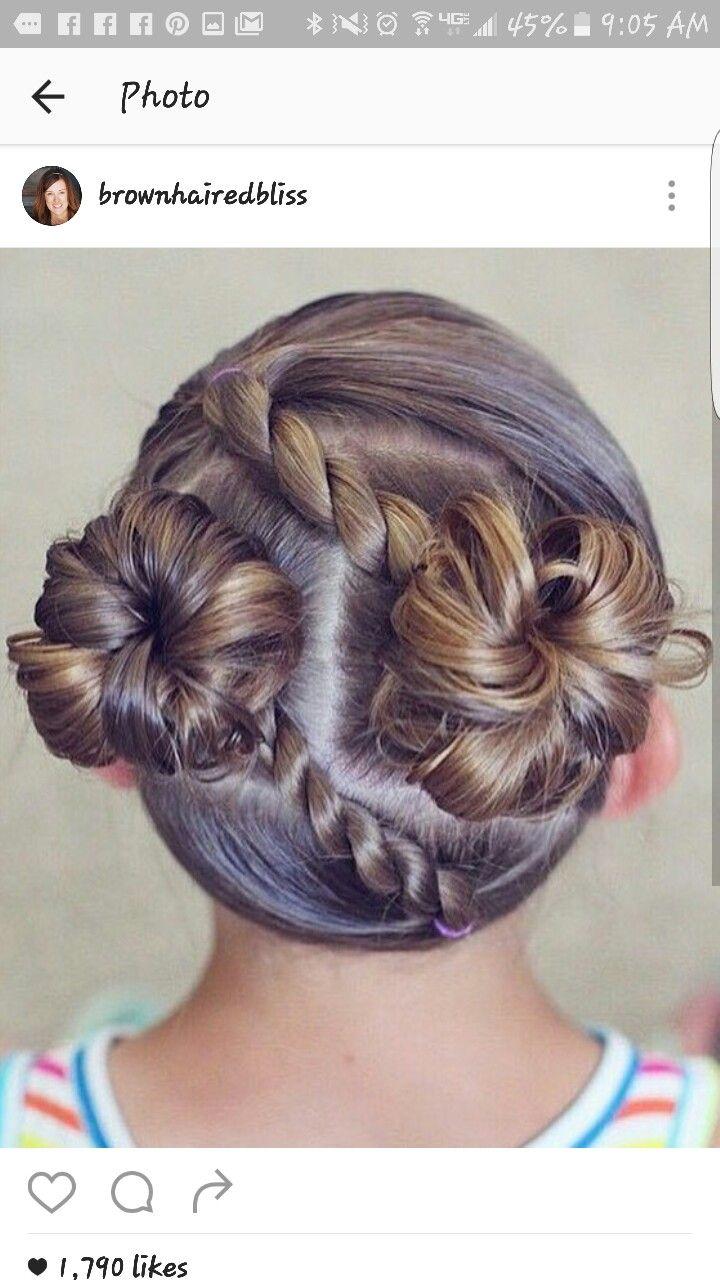 Épinglé par sharonda stewart sur kiddie hairstyles