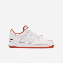 nike air force 1 07 arancione