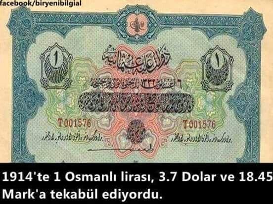 Osmanlı Parası