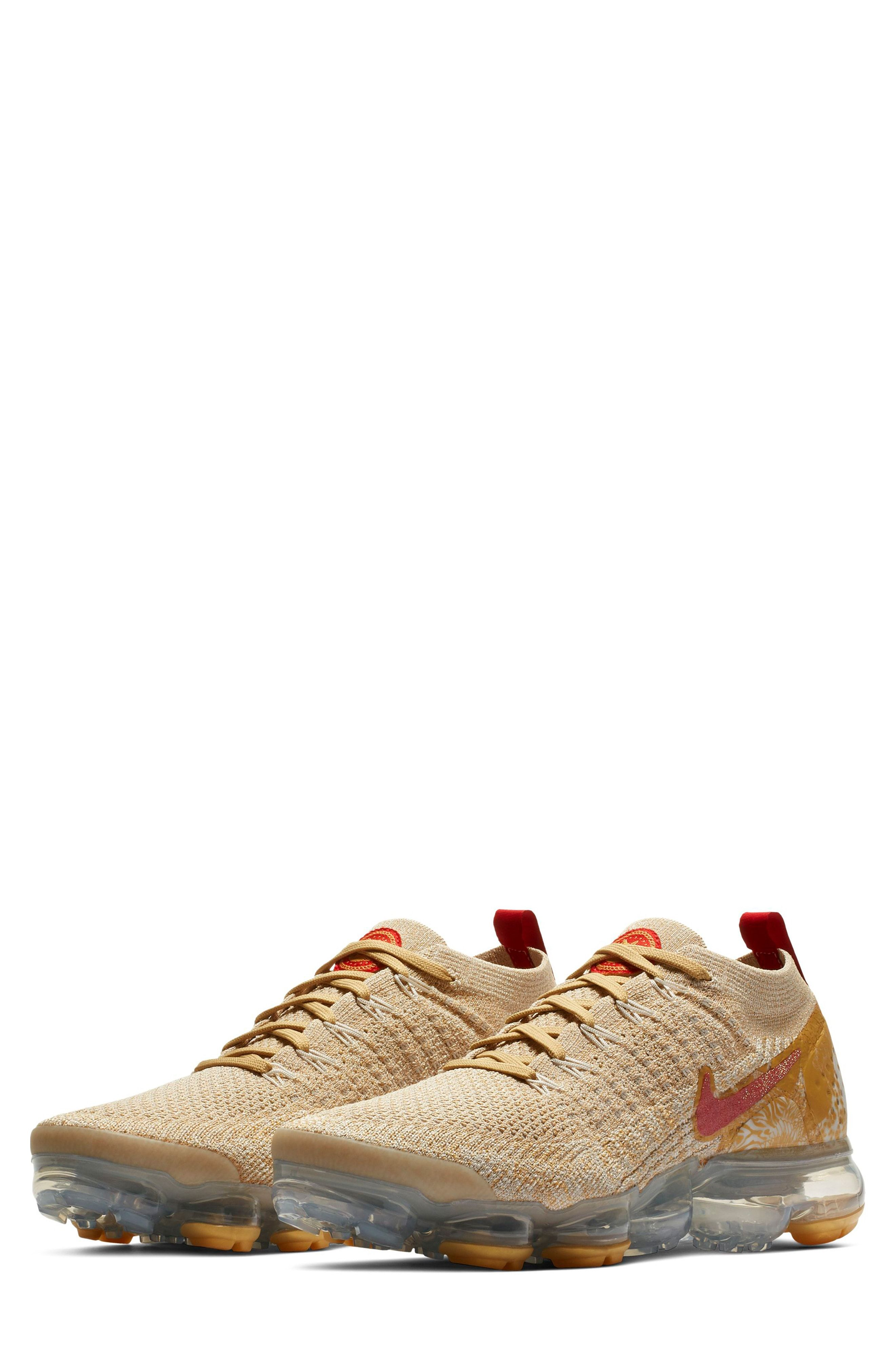 watch 95dd8 90c8b Nike Air Vapormax Flyknit 2 Chinese New Year Running Shoe available at   Nordstrom