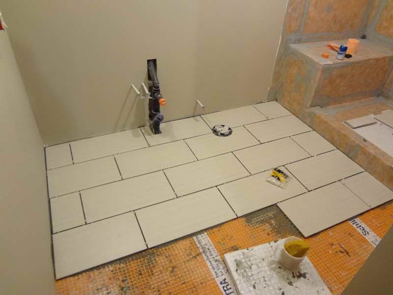 How To Tile A Bathroom Floor Basement ~ http://lanewstalk.com/how-to ...