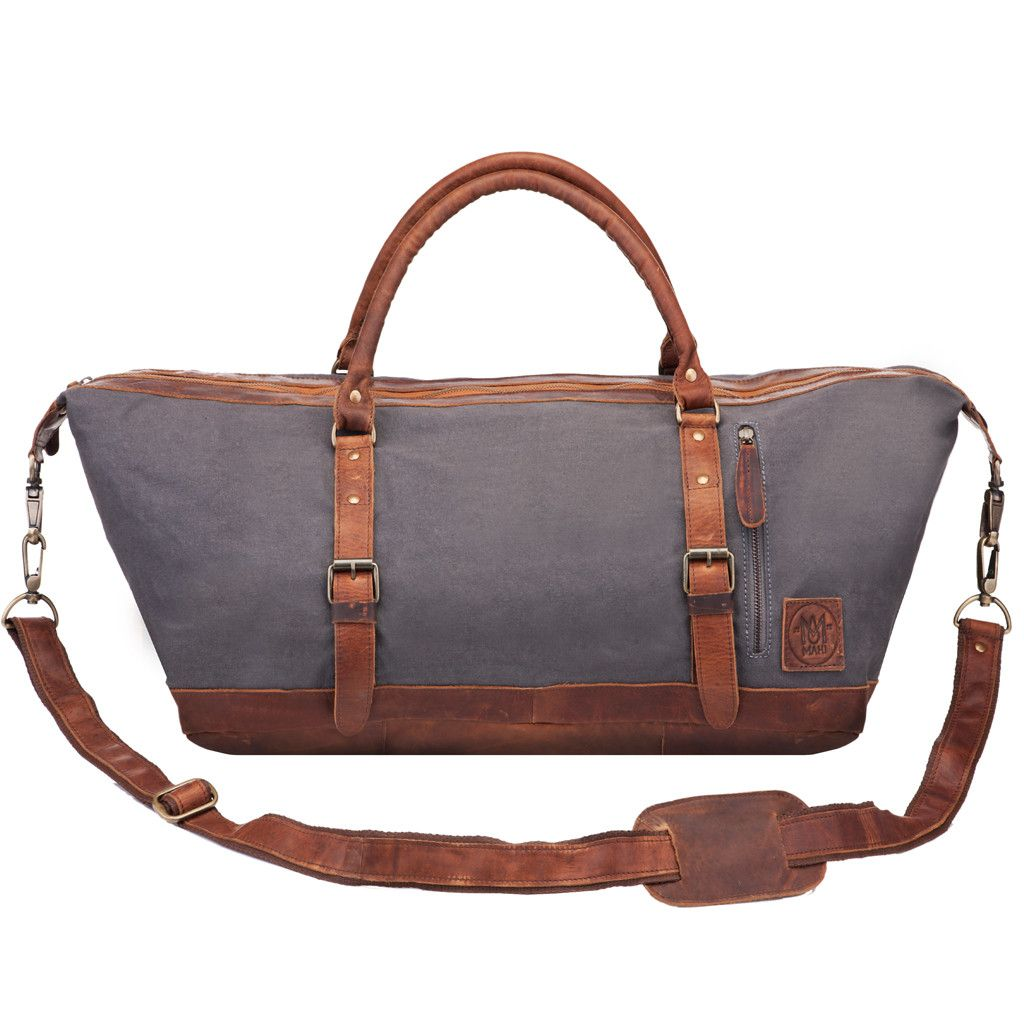 Canvas Duffle (forest green) MAHI Leather Outlet Fashionable Enjoy Sale Online For Sale Buy Authentic Online With Mastercard Sale Online Purchase 7iUao