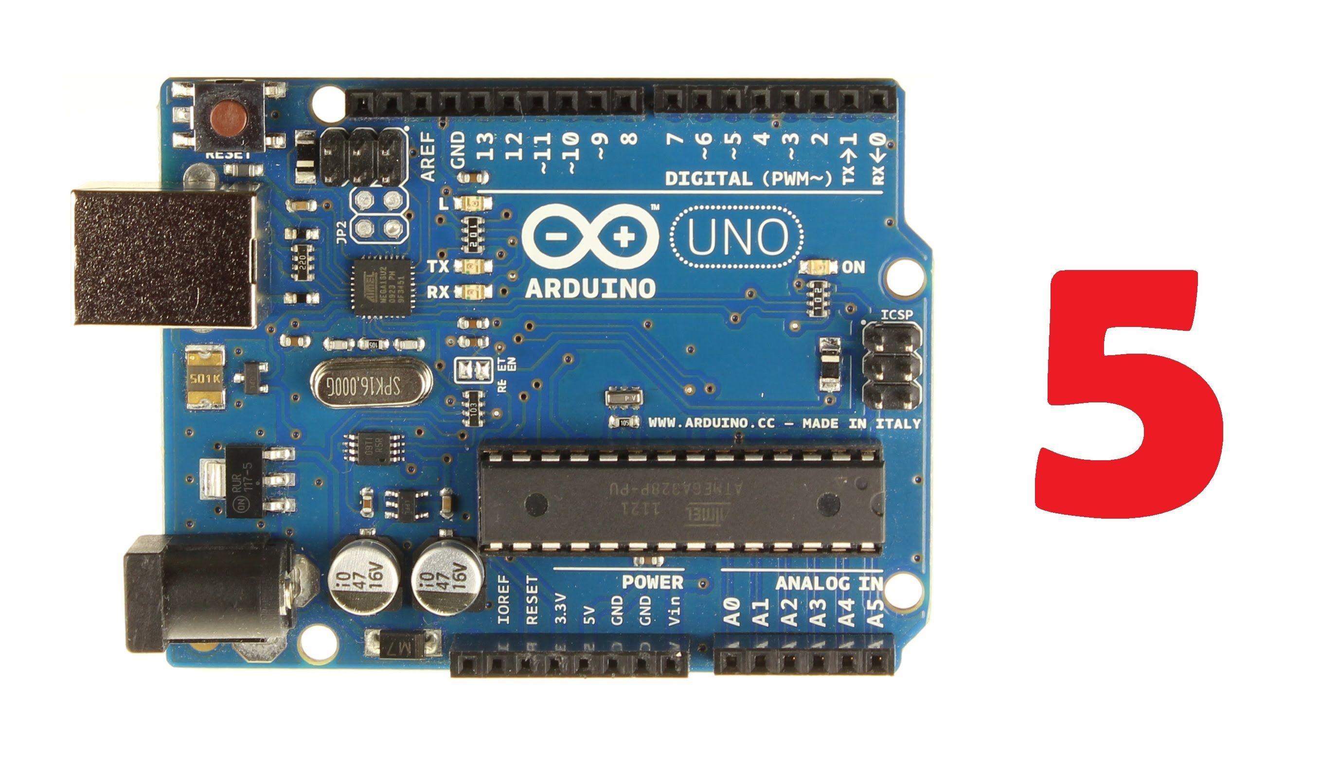 Tutorial 5: Como usar un led RGB con Arduino
