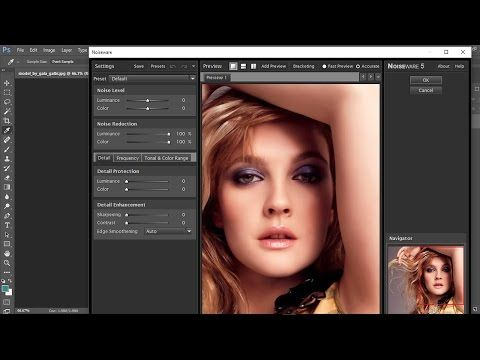 how to Install Imagenomic Portraiture in photoshop cc 2015.5 plugin - YouTube   Photoshop lightroom, Photoshop, Photoshop software