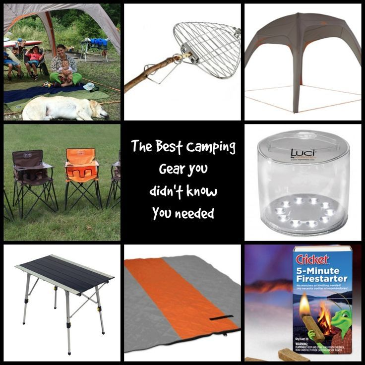 Photo of The Best Camping Gear You Didn't Know You Needed