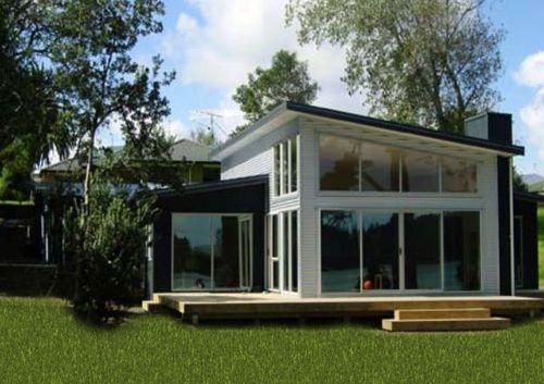 customkit high quality wooden houses kitset homes kit homes