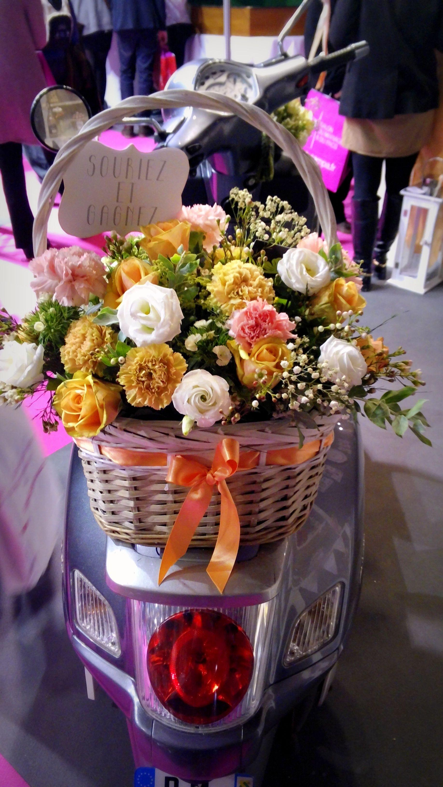 Fleurs-Empreinte végétale