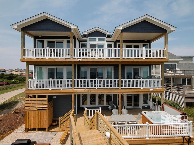 outer banks luxury vacation rentals