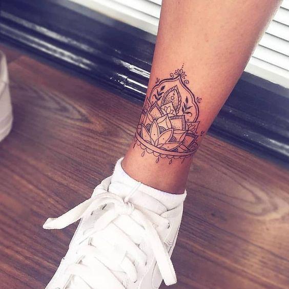 Photo of Zier Tattoo Idee