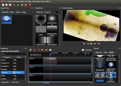 من أسهل وأفضل برنامج مونتاج فيديو احترافي مجاني للكمبيوتر للمبتدئين ومتوافق مع جميع أنظمة التشغيل Mac و Windows و Linux Video Editor Video Photo Programs