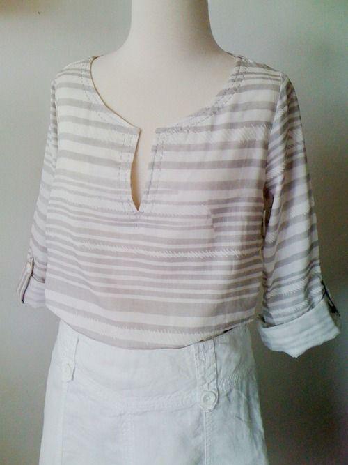 shearwater kaftan | sewing - adult | Pinterest