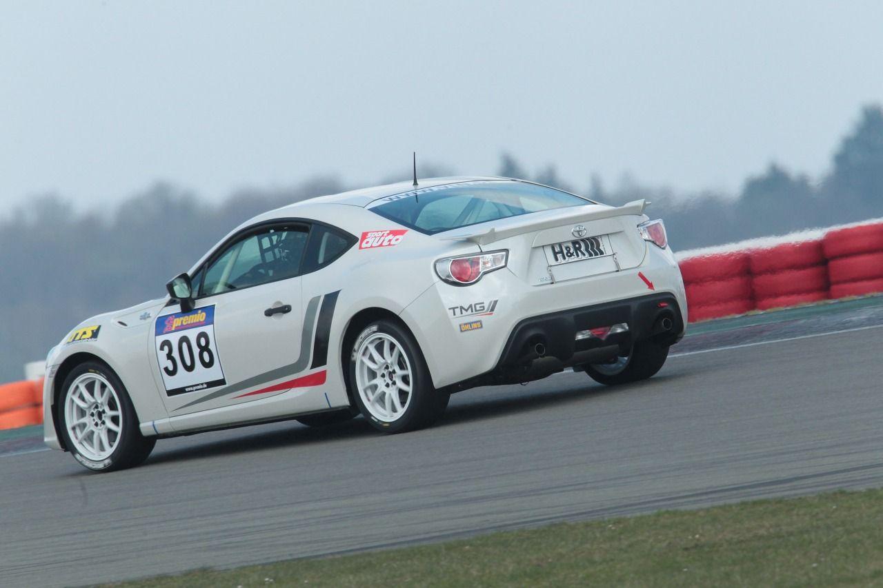 New Toyota Race Car Revealed | Toyota Motorsport | Pinterest ...