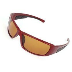 Outdoor Beach Red Black Single Bridge Glasses Sunglasses for Women Men
