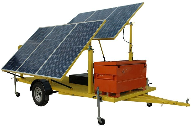 1 8kw Solar Power Generator 120v Output Instant Start Gasoline Generator Solar Panels Solar Technology Solar