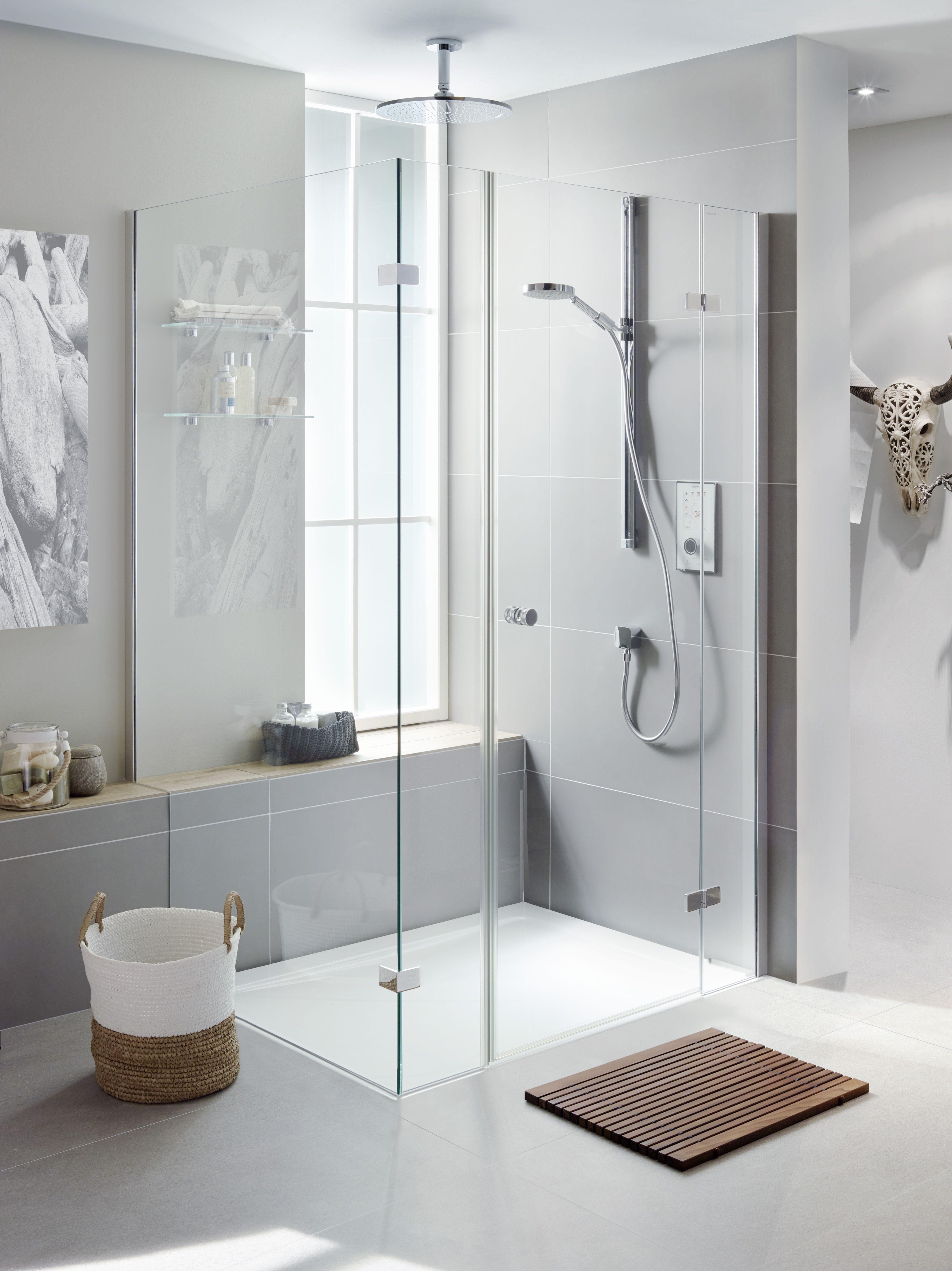 Die Viereck Duschkabine Fur Ihr Badezimmer Unilight Modell 261