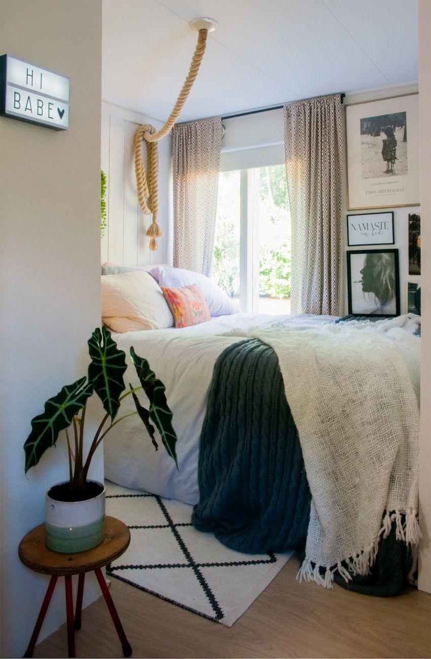 Schlafzimmer einrichten, Ideen, Schiffstau | ❤ /// Schlafzimmer ...