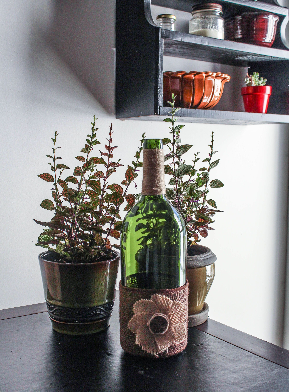 Bottle Decor Bottle Decoration Twine Wine Bottle Twine ...