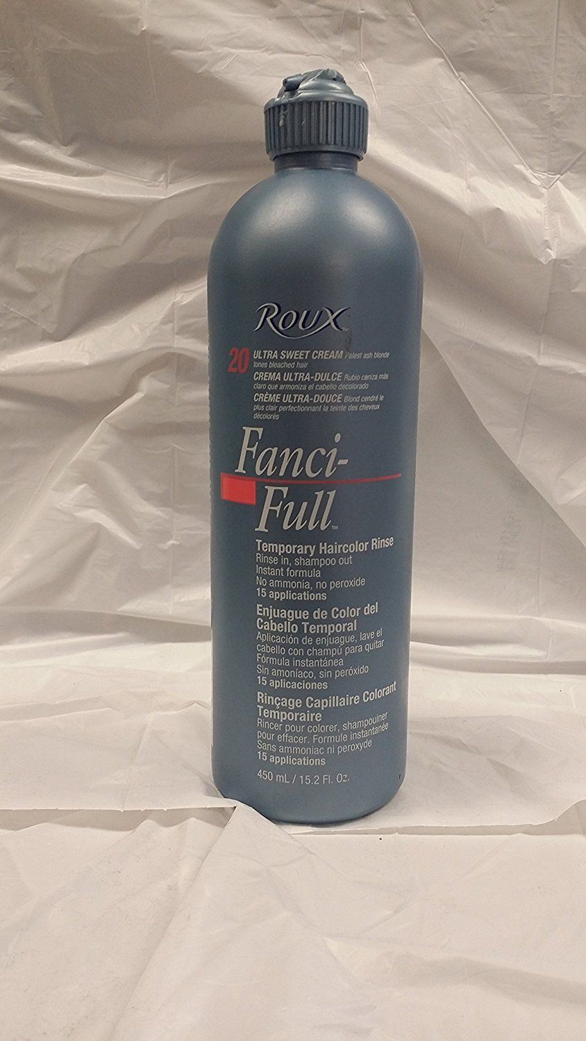 Roux Fanci Full Rinse 20 Ultra Sweet Cream 152oz Click On The