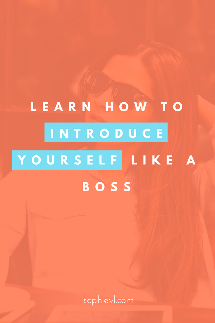 How To Pitch Yourself As A Blogger How To Introduce Yourself Money Blogging Blog Tips