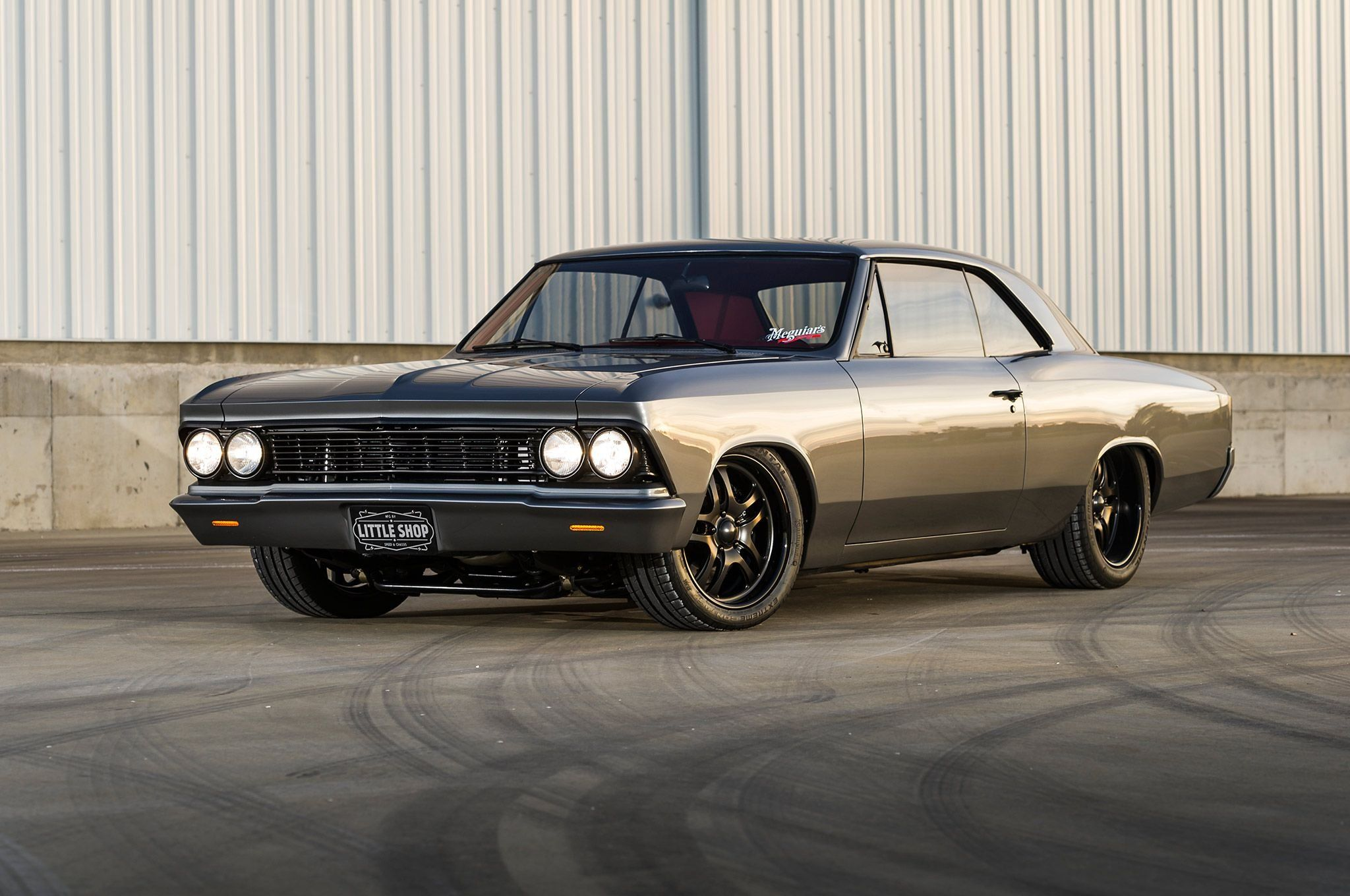Pro Touring Chevrolet Chevelle Http Www Musclecardefinition