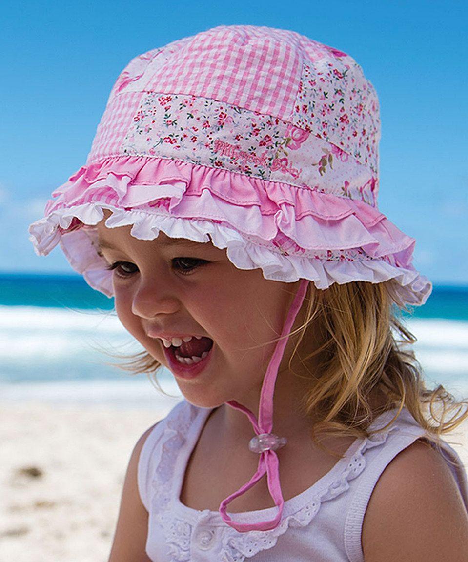1e4db7006 Look what I found on #zulily! Millymook & Dozer Rah Rah Pink Bucket ...