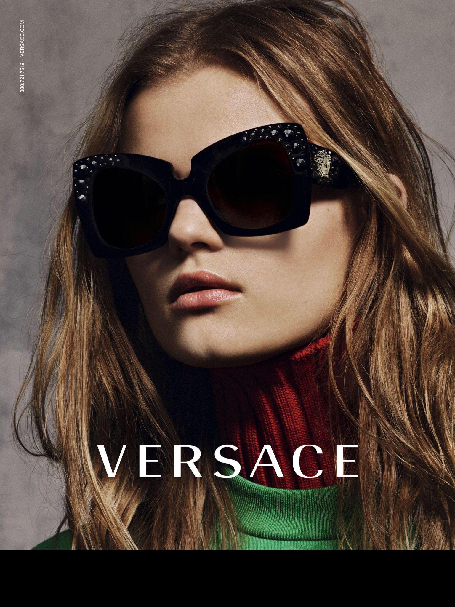 ce38f22e2cf3 VERSACE EYEWEAR | Versace | Versace eyewear, Kate grigorieva, Versace