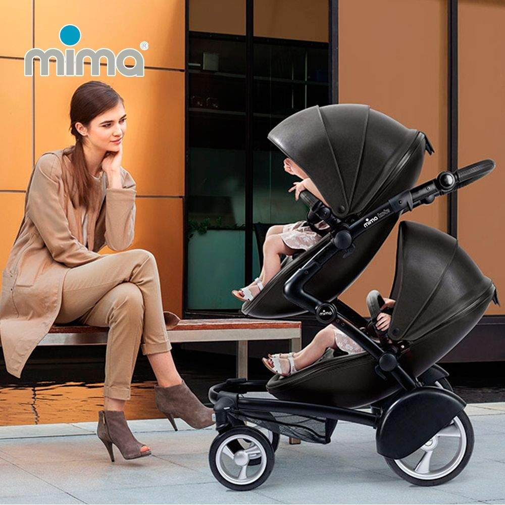 This company helps make the ideal twin strollers http