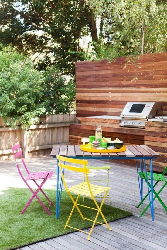 Gartenmöbel aus Paletten \u2013 trendy Außenmöbel selber bauen Möbel