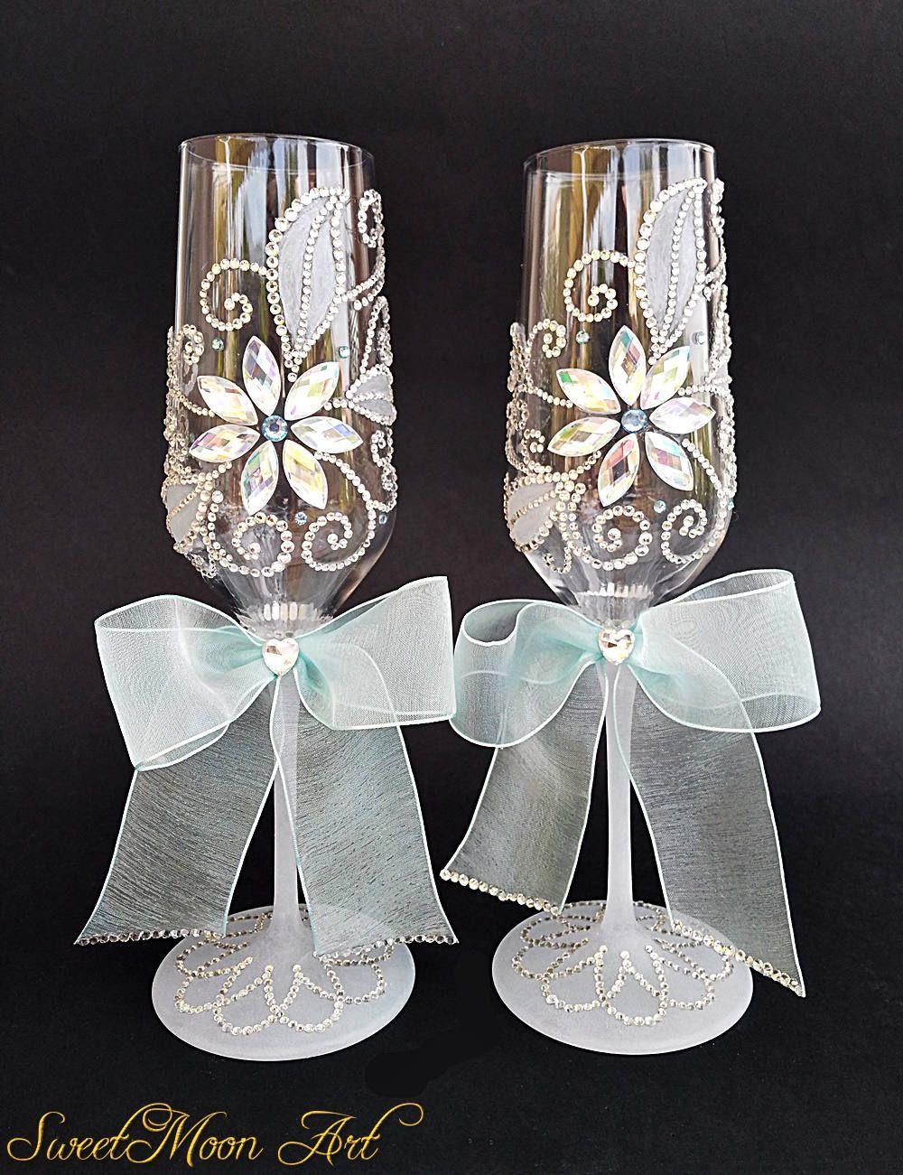 Copas boda flautas boda copas brindis boda copas for Copas de champagne