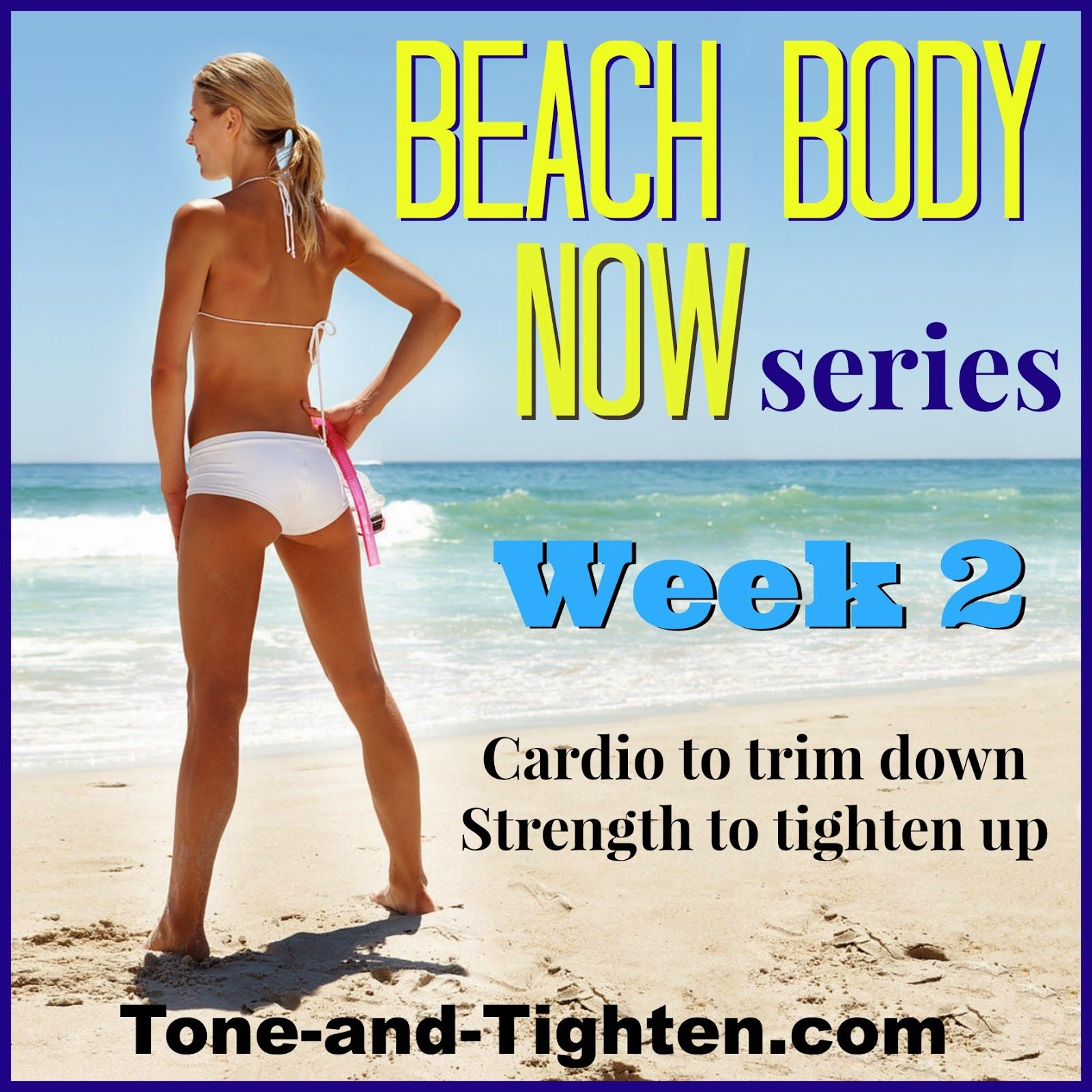 Get ready to hit the beach this summer looking amazing get your