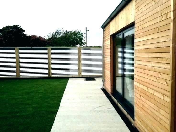 Modern Metal Fence Panel Corrugated Metal Fence Panels Price