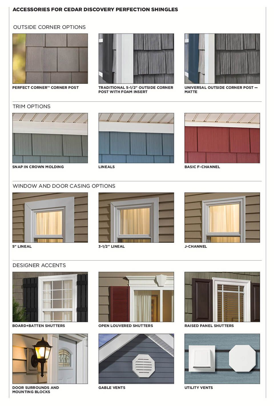 This Is The Exterior Solution R No Other Brand Offers Vinyl Siding Polymer Shakes And Shin House Exterior Vinyl Cedar Shake Siding Outdoor Remodel