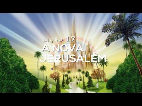 Biblia Facil Apocalipse 17 A Nova Jerusalem Youtube Com