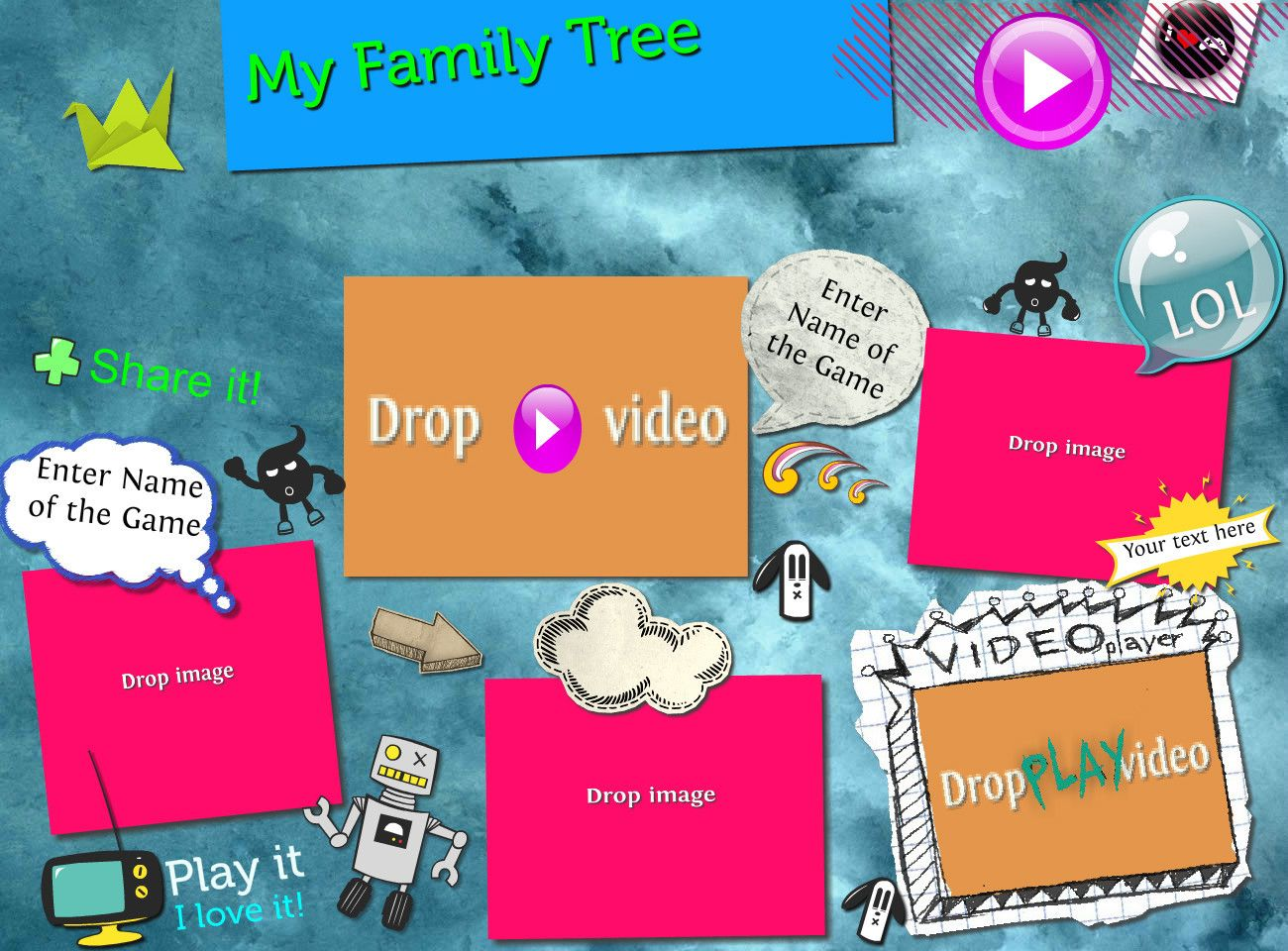 Family Tree For Spanish Class These Are The Spanish Project