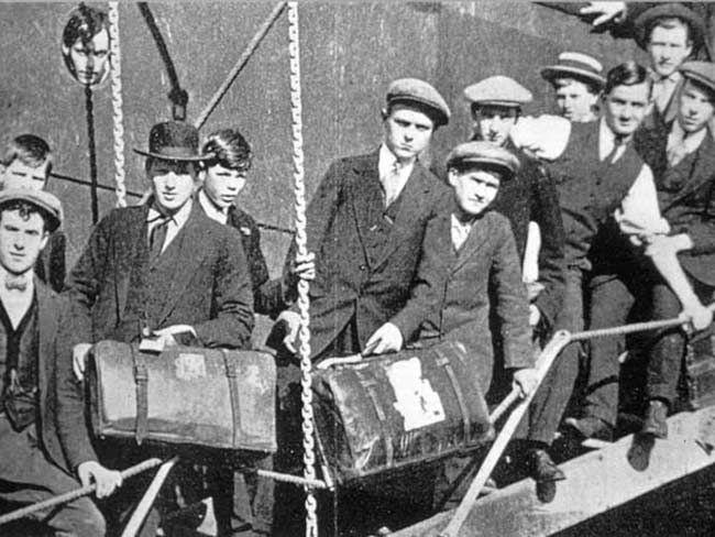 Five forgotten songs of Irish emigration (VIDEOS) | Irish Genealogy