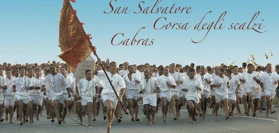 SAN SALVATORE E LA CORSA DEGLI SCALZI – CABRAS – 30 AGOSTO – 1 SETTEMBRE 2013