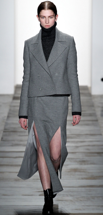 Wes Gordon FALL 2015 READY-TO-WEAR