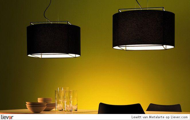 Metalarte Lewitt - Metalarte verlichting & hanglampen - foto\'s ...