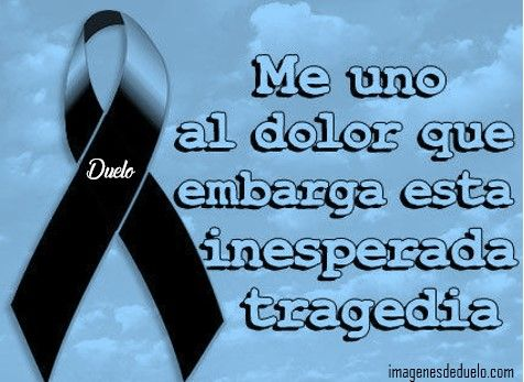 Tarjetas De Condolencias Por Muerte Lupita Pinterest