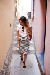 Sommer schwangere Mode Outfit | Babybauch - #Babybauch #Mode #Outfit #schw ... ..., #Babybauch #Mode #Outfit #schw #schwangere #Sommer