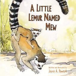 3 books for lemur lovers! My girls love lemurs so much...