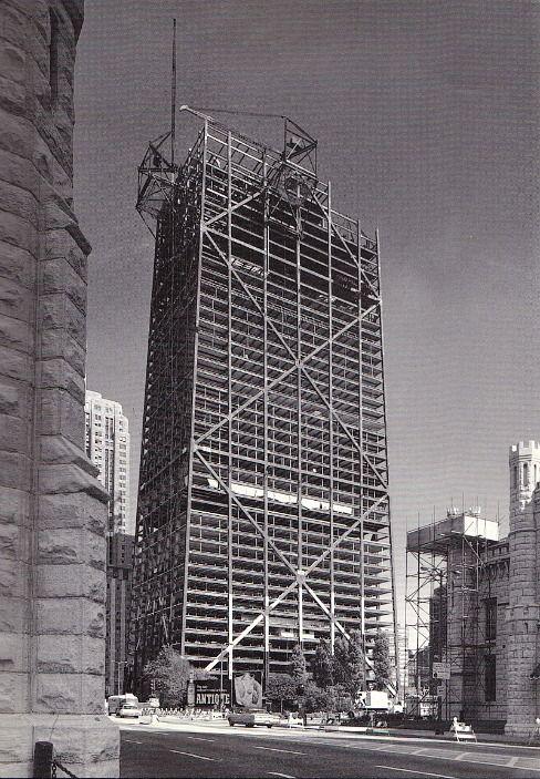 Som John Hancock Building Ca 1967 Photography Ezra