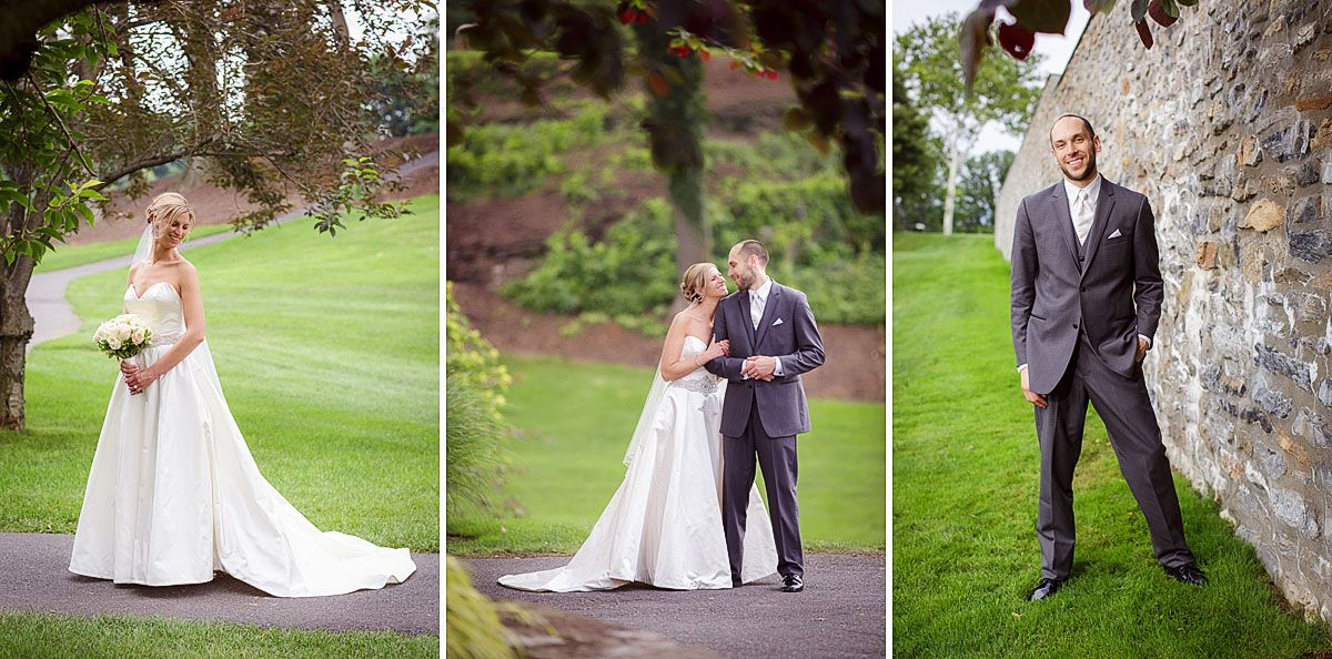 Country Club Wedding Venue In Berks County With Beautiful Grounds For Photos Berkshire