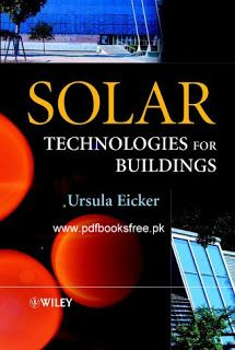 Solar Technologies For Buildings By Ursula Eicker Free Download