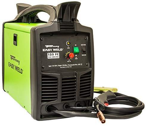 Forney Easy Weld 299 125fc Flux Core Welder 120 Volt 125 Amp Welders