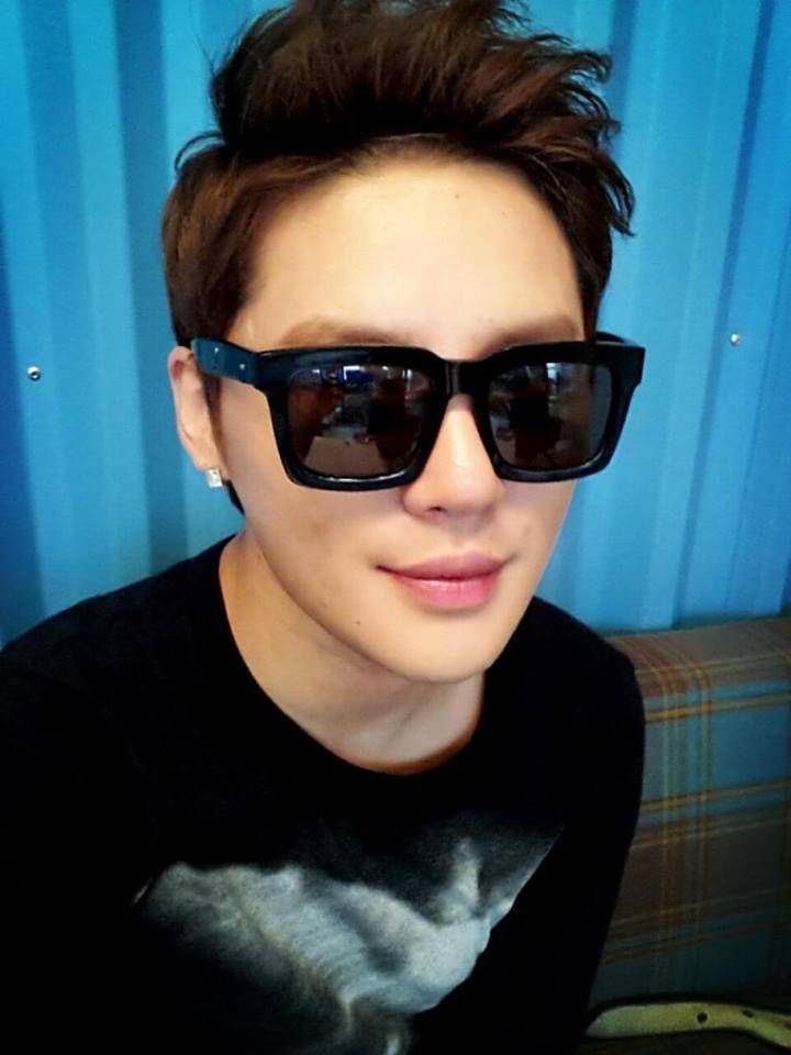 Junsu Xiah Sunglasses Square Sunglasses Women Jyj
