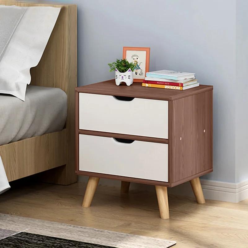 Kalig 2 Drawer Nightstand In 2021 Bedside Table Design Bedroom Storage Cabinets 2 Drawer Nightstand