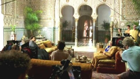 Game of Thrones Season 6 - on location in Spain | Casa Olea